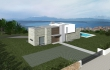 Christakis Oikonomou and Associates, family homes in Thessaloniki, Panorama, sea view